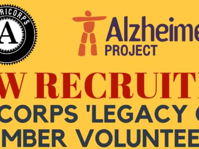 Americorps 1 Legacy Volunteers2019-2020